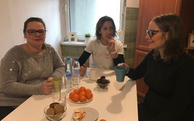 Rodzicielstwo frajdą, a jedzenie przyjemnością