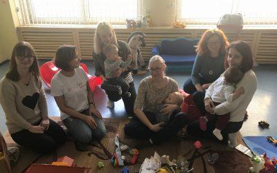 Buduj Rodzicielstwo z frajdą – cykl bezpłatnych spotkań