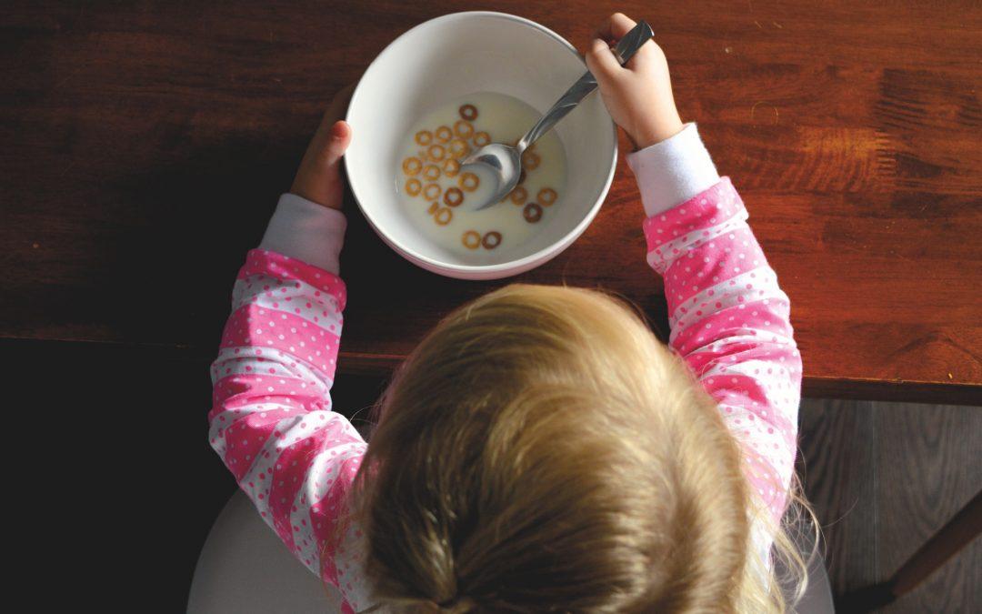 Wojna przy stole – czy o jedzenie?